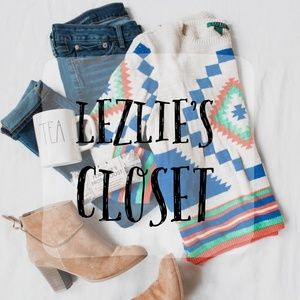 Welcome to Lezlie's Closet